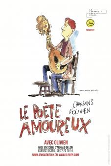 """3. Affiche """"Le Poète Amoureux"""" (40x60 .jpg 3.3Mo)"""